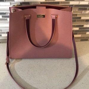 Sold Pretty pink ! Mauve Kate Spade ♠️